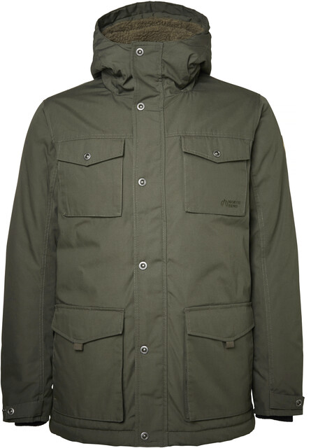 North Bend LMT Parka Heren, olive